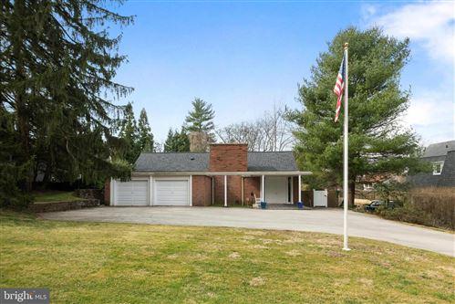 Photo of 606 PEMBROKE RD, BRYN MAWR, PA 19010 (MLS # PAMC648410)