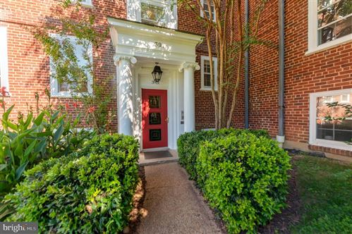 Photo of 3911 LANGLEY CT NW #A559, WASHINGTON, DC 20016 (MLS # DCDC488416)