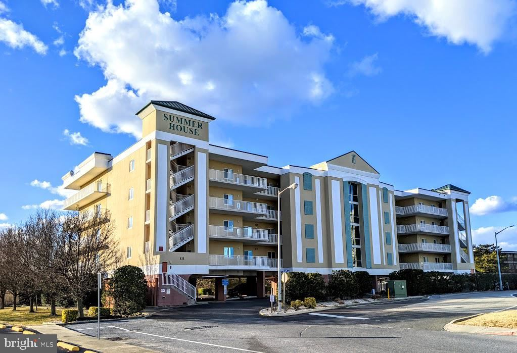 Photo of 111 100TH ST #202, OCEAN CITY, MD 21842 (MLS # MDWO119416)