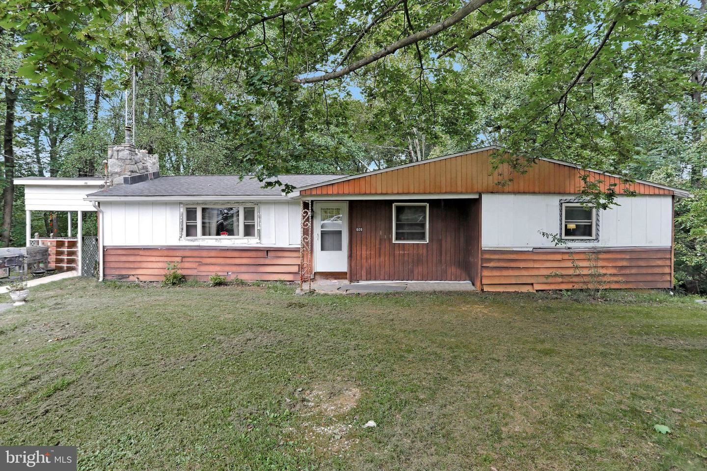 Photo of 609 CENTRAL AVE, BRUNSWICK, MD 21716 (MLS # MDFR2006418)