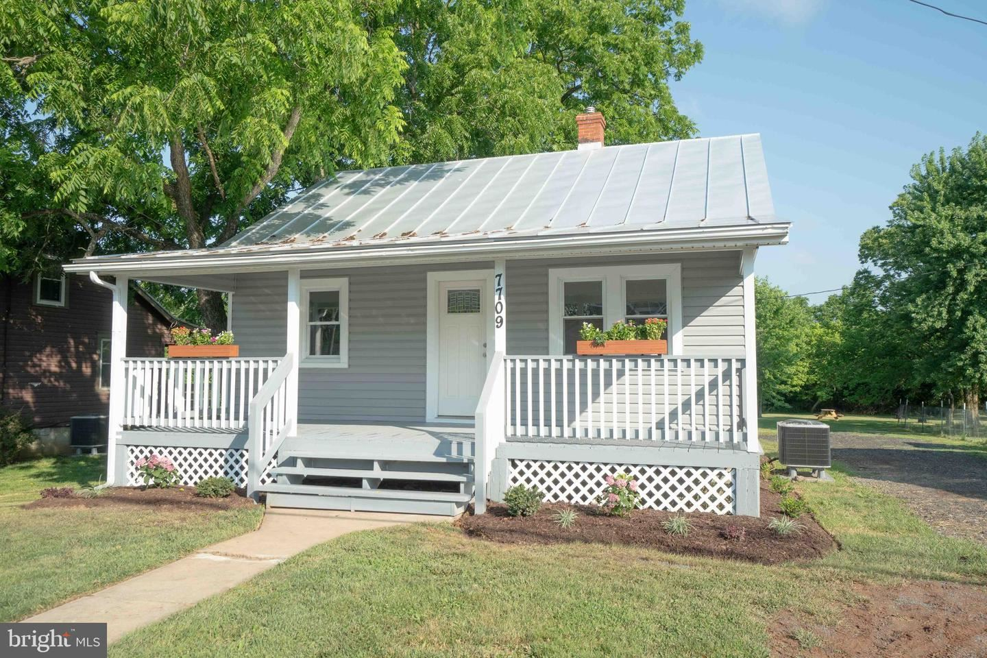 Photo of 7709 MAIN ST., MIDDLETOWN, VA 22645 (MLS # VAFV158418)