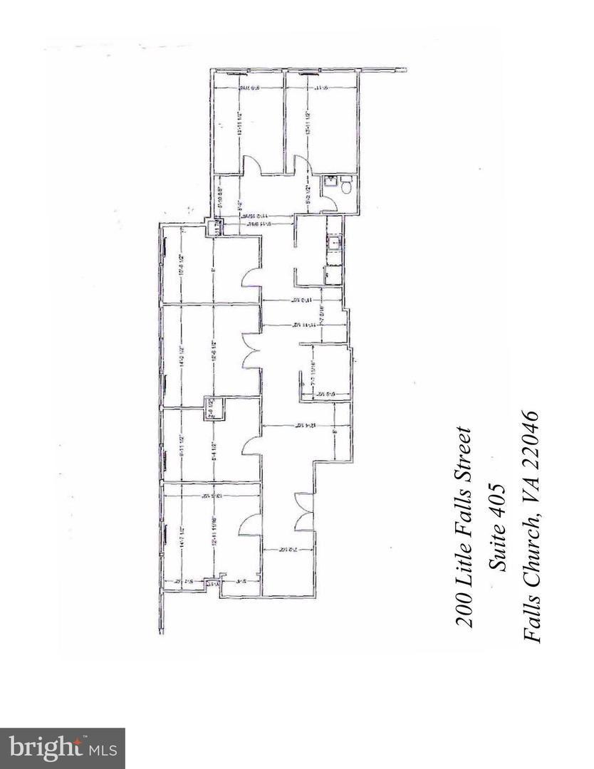 Photo of 200 LITTLE FALLS ST, FALLS CHURCH, VA 22046 (MLS # VAFX1192418)