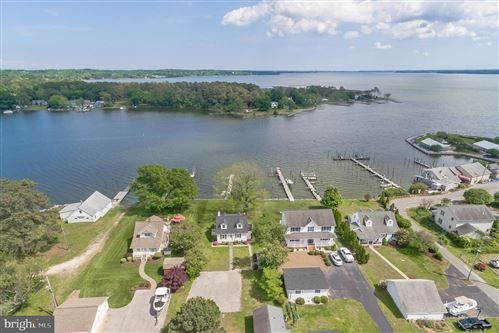 Photo of 3918  &  3916 OYSTER HOUSE RD, BROOMES ISLAND, MD 20615 (MLS # MDCA169420)