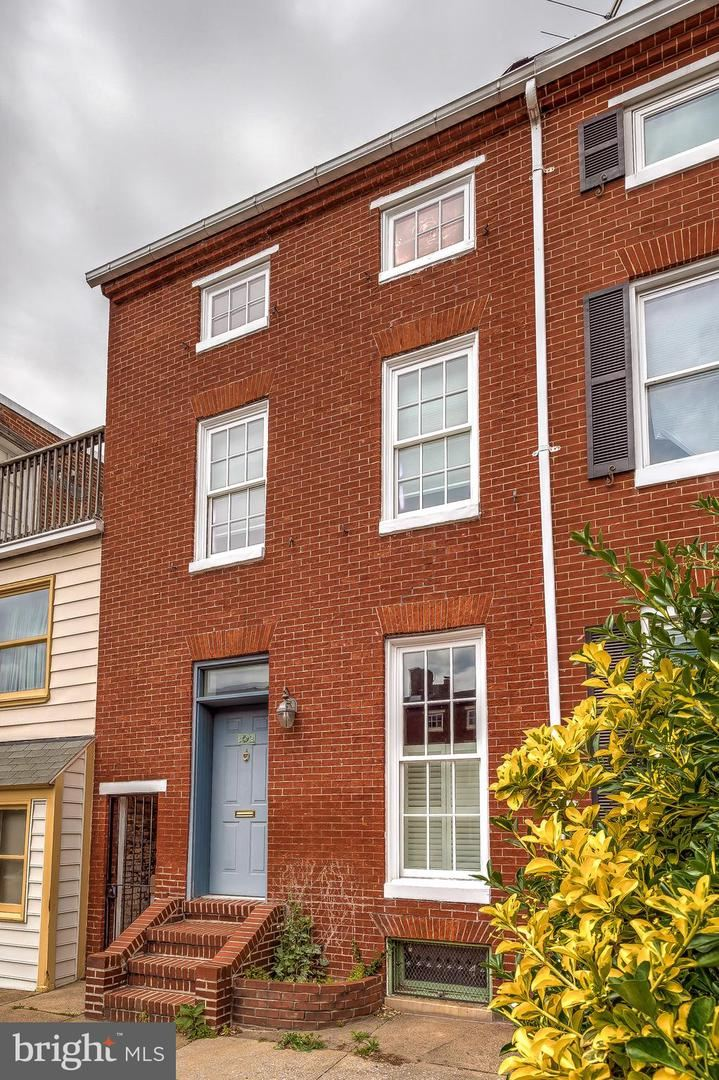 102 WARREN AVE, Baltimore, MD 21230 - MLS#: MDBA550420