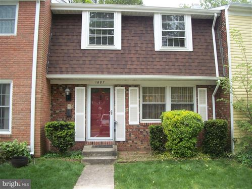 Photo of 1687 FREEMONT CT, CROFTON, MD 21114 (MLS # MDAA433422)