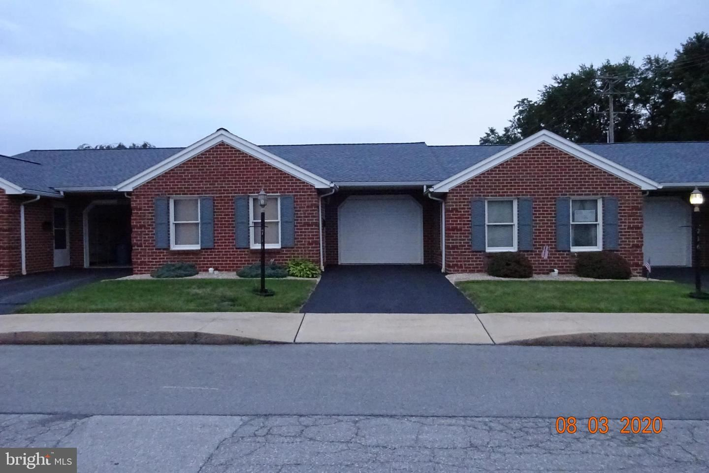 Photo of 714 MARDEN AVE, SHIPPENSBURG, PA 17257 (MLS # PAFL174422)