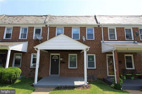 Photo of 15 N TREMONT RD, BALTIMORE, MD 21229 (MLS # MDBA500424)