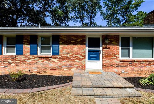Photo of 10020 DUBARRY ST, GLENN DALE, MD 20769 (MLS # MDPG556424)