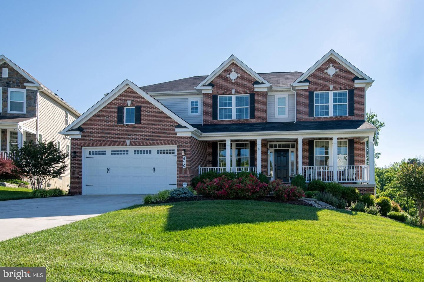 990 SADDLE VIEW WAY, Forest Hill, MD 21050 - MLS#: MDHR2004424