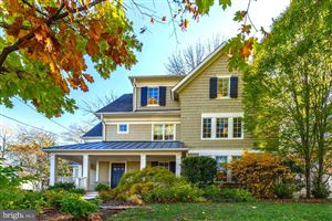Photo of 4408 LELAND ST, CHEVY CHASE, MD 20815 (MLS # MDMC686426)