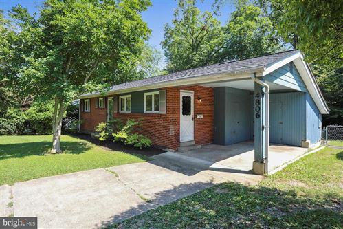 Photo of 4806 RANDOLPH RD, ROCKVILLE, MD 20852 (MLS # MDMC100427)