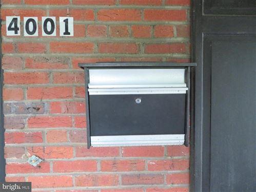 Photo of 4001 WARREN ST NW, WASHINGTON, DC 20016 (MLS # DCDC481428)
