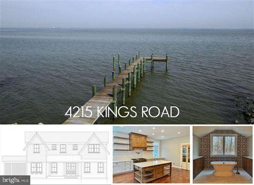 Photo of 4215 KINGS RD, EDGEWATER, MD 21037 (MLS # MDAA439430)