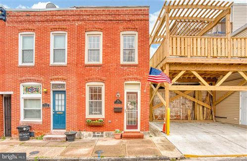 Photo of 700 S ROSE ST, BALTIMORE, MD 21224 (MLS # MDBA504430)