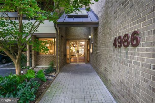Photo of 4986 SENTINEL DR #15-503, BETHESDA, MD 20816 (MLS # MDMC682430)