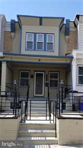 Photo of 5223 PENTRIDGE ST, PHILADELPHIA, PA 19143 (MLS # PAPH817430)