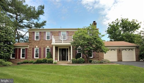 Photo of 1001 CUP LEAF HOLLY CT, GREAT FALLS, VA 22066 (MLS # VAFX1115430)