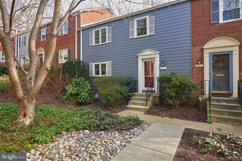 Photo of 4829 WILLETT PKWY #76, CHEVY CHASE, MD 20815 (MLS # MDMC698432)