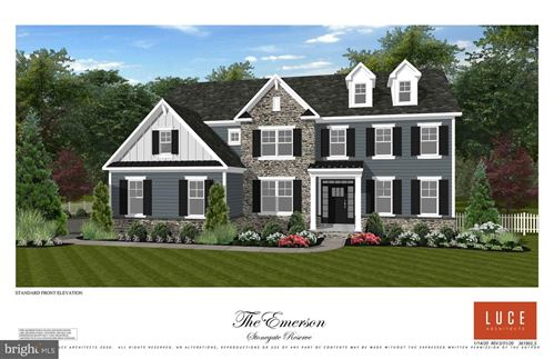 Photo of LOT E ROSEWOOD CIR, COLLEGEVILLE, PA 19426 (MLS # PAMC684432)
