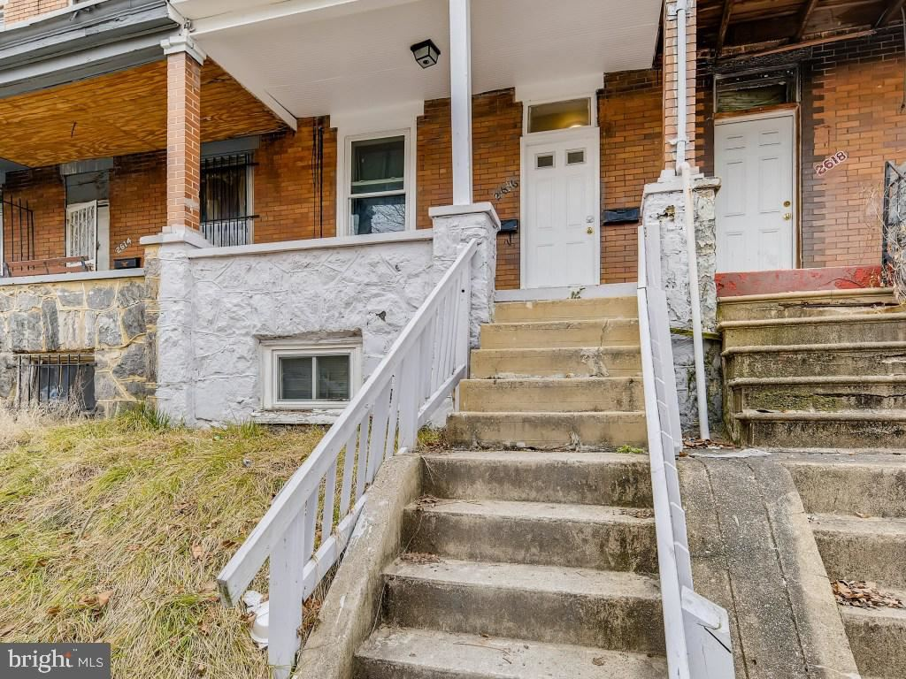2616 AISQUITH ST, Baltimore, MD 21218 - MLS#: MDBA540432