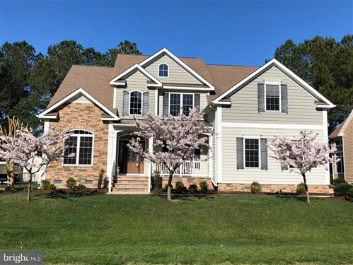 Photo of 141 PINE FOREST DR, OCEAN PINES, MD 21811 (MLS # MDWO110434)