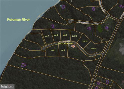 Photo of 8 ON-THE-WATER LOTS OSPREY VIEW LN, STAFFORD, VA 22554 (MLS # VAST229434)