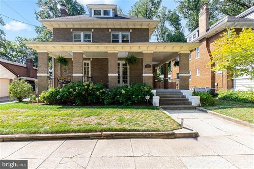 Photo of 1610 TUCKERMAN ST NW, WASHINGTON, DC 20011 (MLS # DCDC439436)