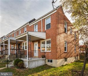 Photo of 3653 CLARENELL RD, BALTIMORE, MD 21229 (MLS # MDBA491436)