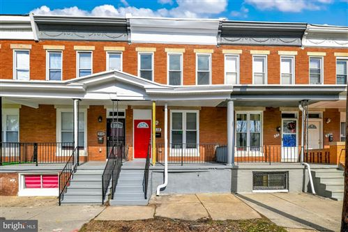 Photo of 518 E 43RD ST, BALTIMORE, MD 21212 (MLS # MDBA541436)