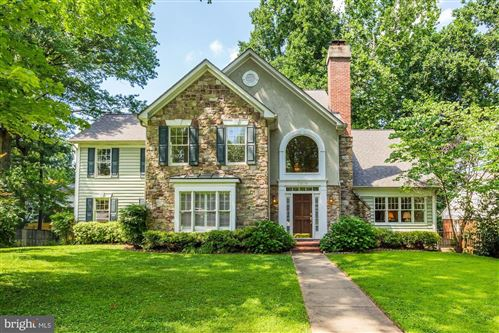 Photo of 3609 HUSTED DR, CHEVY CHASE, MD 20815 (MLS # MDMC714436)