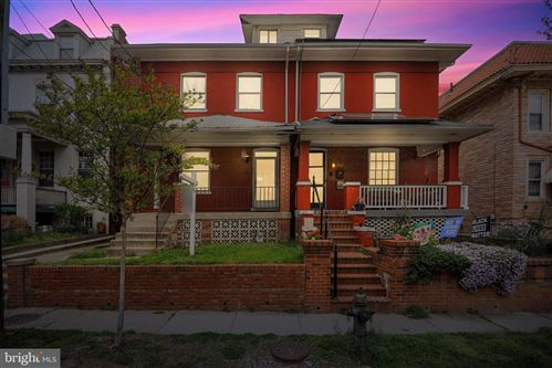 Photo of 533 RANDOLPH ST NW, WASHINGTON, DC 20011 (MLS # DCDC517438)