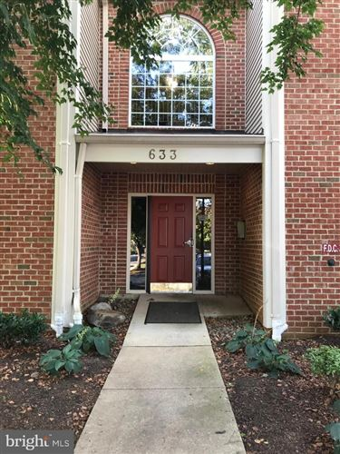 Photo of 633 ADMIRAL DR #H9-106, ANNAPOLIS, MD 21401 (MLS # MDAA424438)