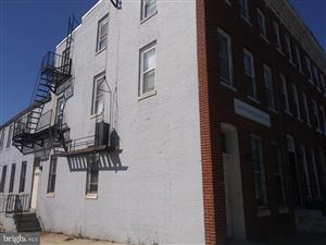 Photo of 841 E CHASE ST, BALTIMORE, MD 21202 (MLS # MDBA484438)