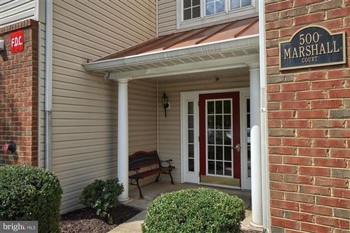 Photo of 500-G MARSHALL CT #3G, FREDERICK, MD 21703 (MLS # MDFR268438)
