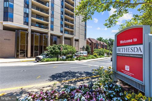 Photo of 4242 EAST WEST HWY #715, CHEVY CHASE, MD 20815 (MLS # MDMC718438)