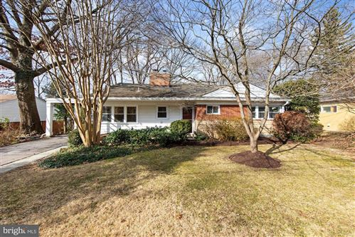 Photo of 10008 CEDAR LN, KENSINGTON, MD 20895 (MLS # MDMC739438)