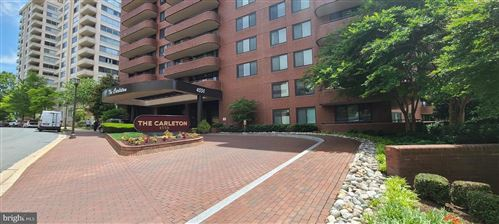 Photo of 4550 N PARK AVE #603, CHEVY CHASE, MD 20815 (MLS # MDMC754438)