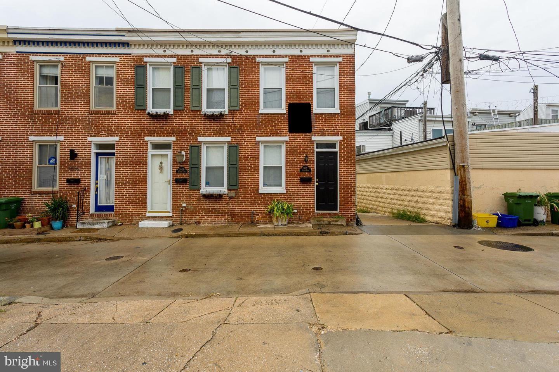 1612 ELKINS LN, Baltimore, MD 21230 - MLS#: MDBA545438