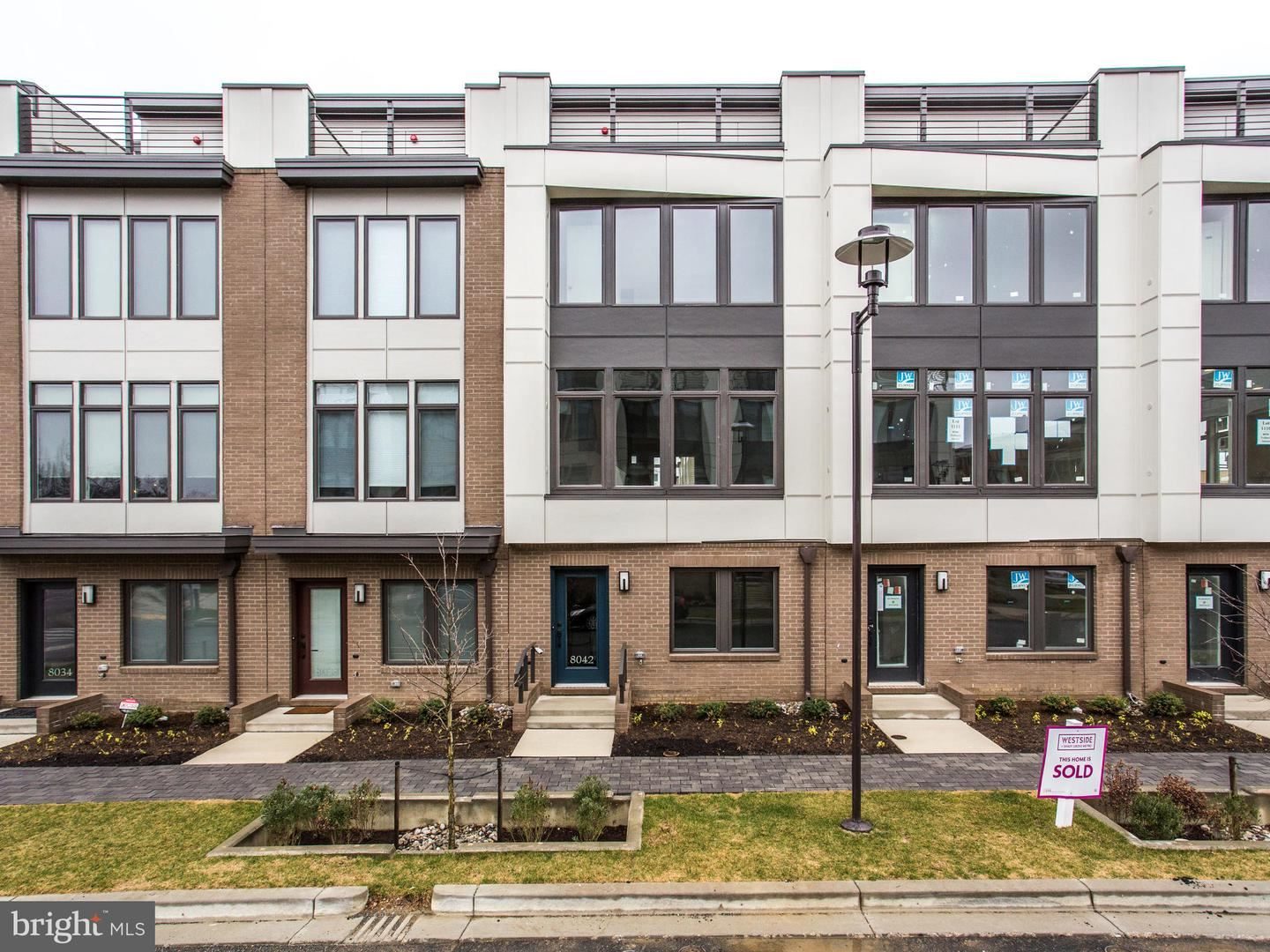 Photo for 8042 TRIBECA ST, ROCKVILLE, MD 20855 (MLS # MDMC755438)