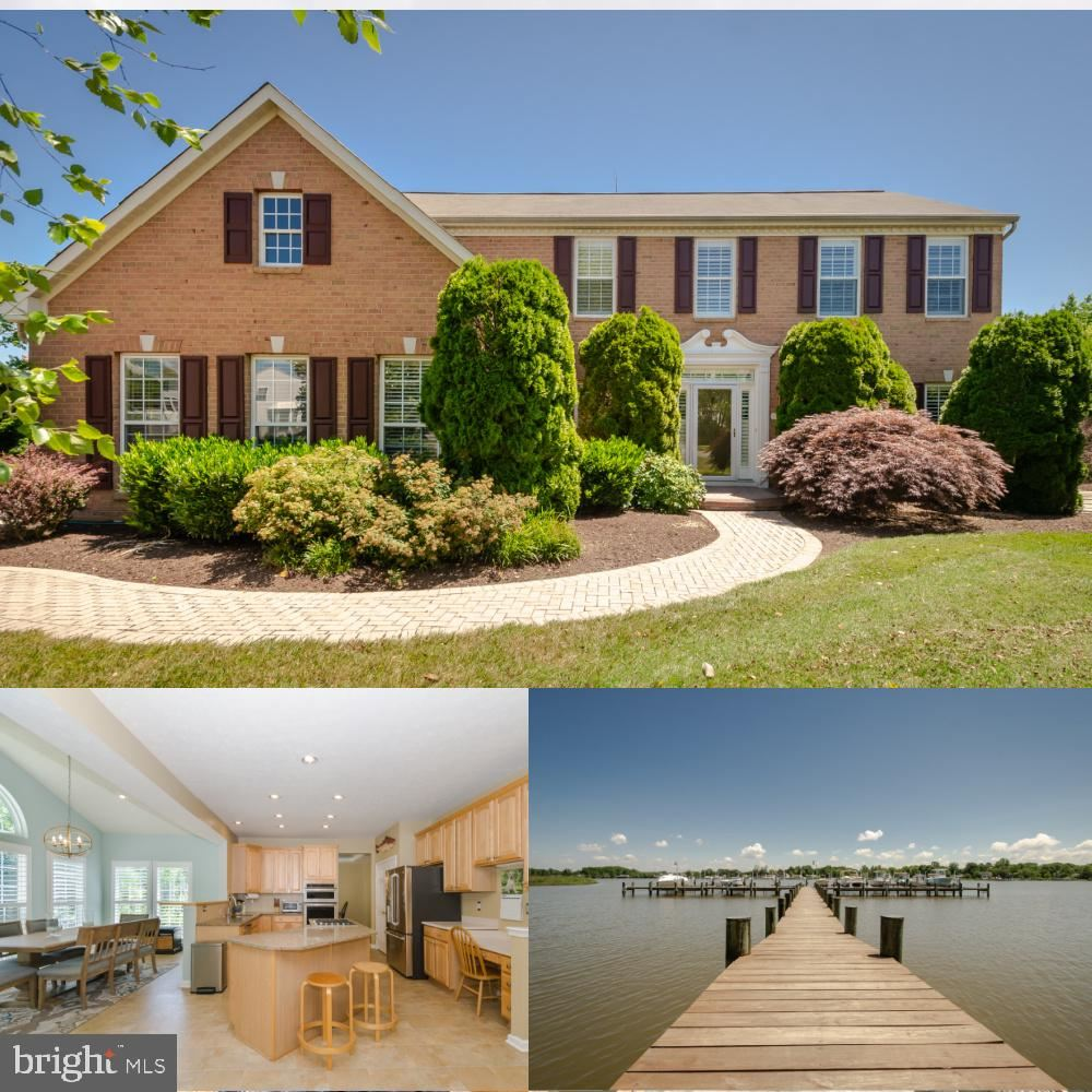 Photo of 343 CREEKS END LN, STEVENSVILLE, MD 21666 (MLS # MDQA144438)