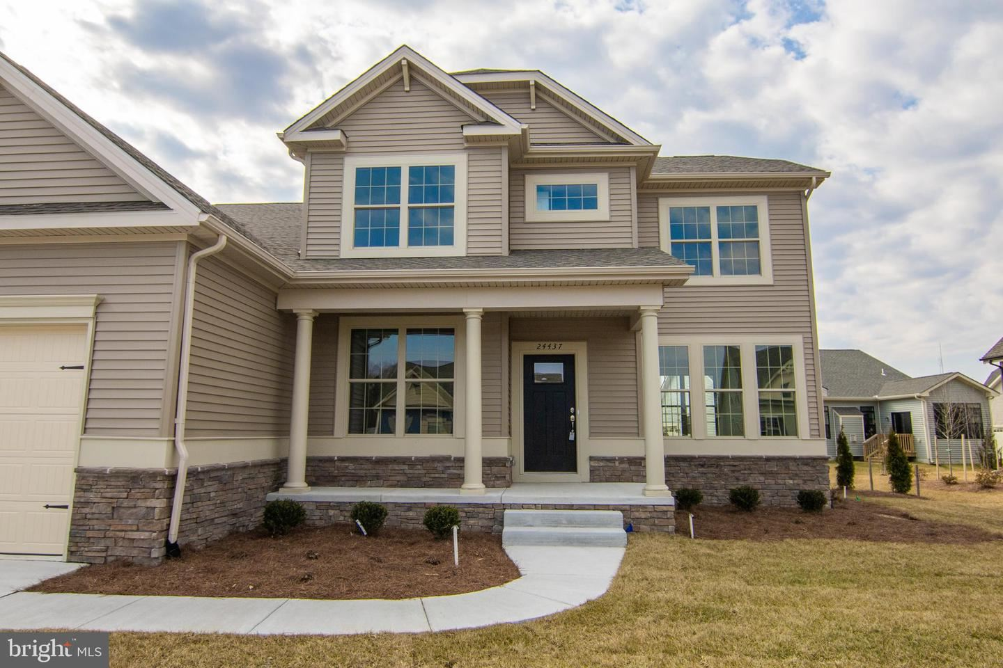 Photo of 187 (LOT) HARVEST CIR, MILTON, DE 19968 (MLS # DESU167440)