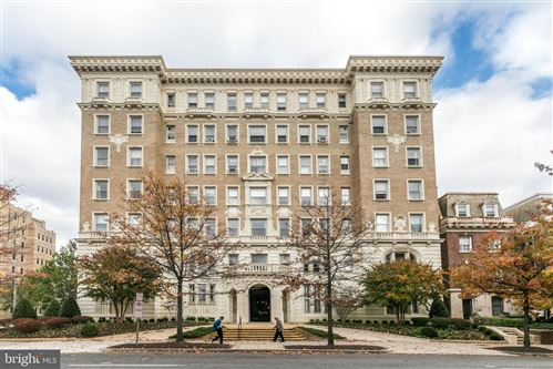 Photo of 2029 CONNECTICUT AVE NW #41, WASHINGTON, DC 20008 (MLS # DCDC454442)