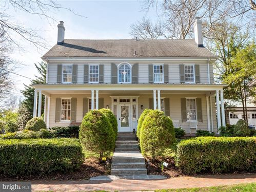 Photo of 36 QUINCY ST, CHEVY CHASE, MD 20815 (MLS # MDMC751442)