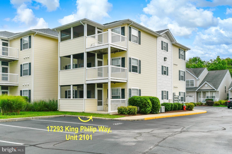Photo of 17293 KING PHILLIP WAY #2101, LEWES, DE 19958 (MLS # DESU166442)