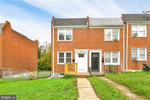Photo of 1044 ELLICOTT DRIVEWAY, BALTIMORE, MD 21216 (MLS # MDBA541444)