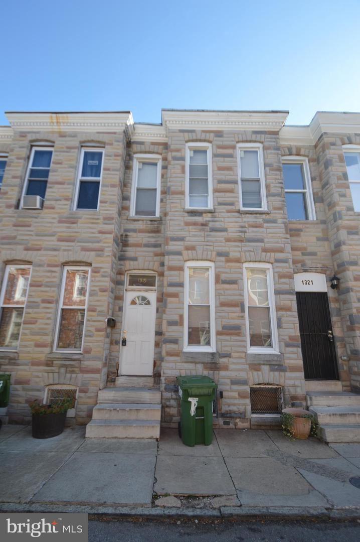 1319 GLYNDON AVE, Baltimore, MD 21223 - MLS#: MDBA549444