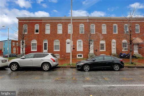 Photo of 1807 WILKENS AVE, BALTIMORE, MD 21223 (MLS # MDBA537446)