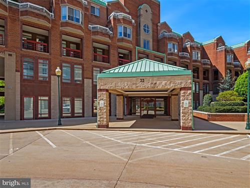 Photo of 22 COURTHOUSE SQ #510, ROCKVILLE, MD 20850 (MLS # MDMC753446)