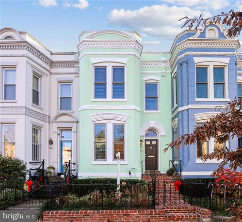Photo of 325 F ST NE, WASHINGTON, DC 20002 (MLS # DCDC499448)