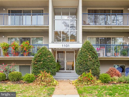 Photo of 1101 PRIMROSE CT #301, ANNAPOLIS, MD 21403 (MLS # MDAA418448)